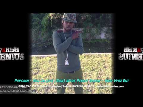 Popcaan - Fall In Love (Raw) Work Permit Riddim - April 2014