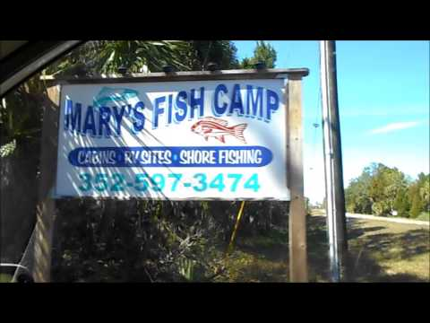 Exploring Magnet Fishing And Mary's Fish Camp