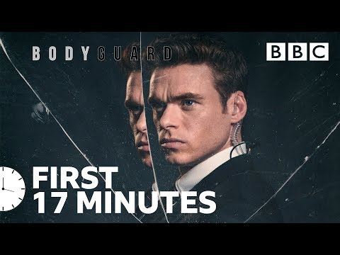 Bodyguard's thrilling opening stand-off | Richard Madden - BBC