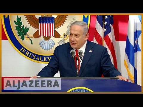🇺🇸 🇮🇱 US embassy opens in Jerusalem amid lockdown | Al Jazeera English
