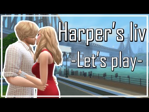 The Sims 4 - Haper's liv / Boyfriend DRAMA / Part 5 /