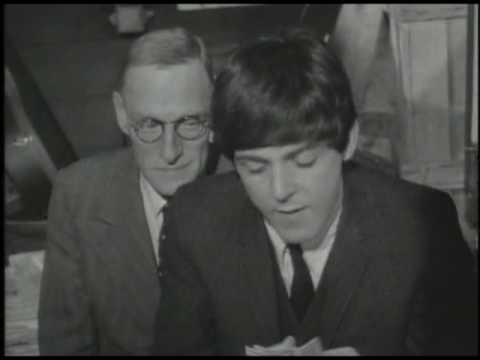 The Beatles : HOW THEY MADE THE MOVIE HARD DAYS NIGHT PART 2