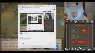 BEST RUNESCAPE TWITCH MOMENTS #15