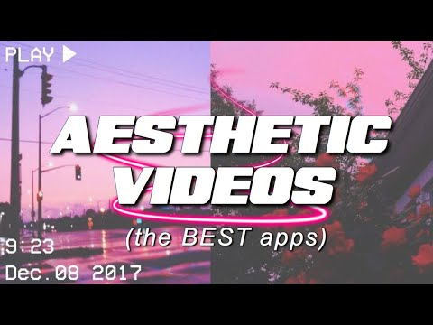 APPS FOR AESTHETIC VIDEOS ♡ | (NO WATERMARK!)