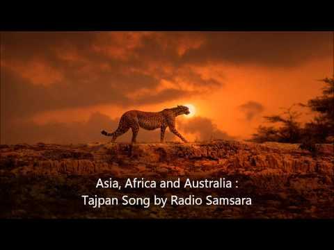 Asia, Africa and Australia Music - Tajpan Song by Radio Samsara
