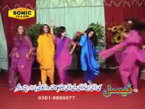 Nazia Iqbal - Laka marghe pa yao ghasey walegey dama @ Pasht