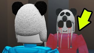 Seeing My Reflection For The First Time In Roblox...