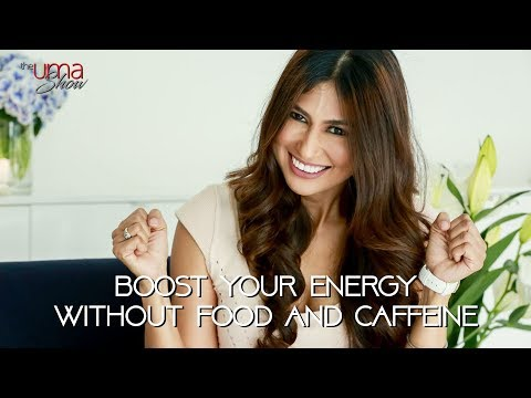 Boost Your Energy Without Food and Caffeine