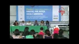 Cumbre de los Pueblos-En plenarias, movimientos sociales avanzan hacia alternativa común