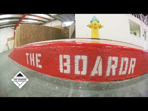 First Session on the Red Curb at The Boardr Headquarters in Tampa