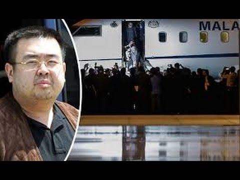 Kim Jong-nam: Body 'arrives in Pyongyang' in exchange deal