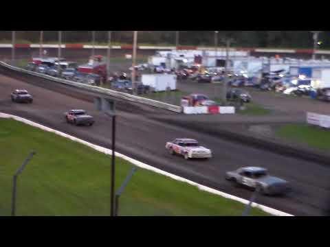 USRA Hobby Stock Heat 1 @ Hamilton County Speedway 08/23/17
