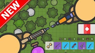 FORTNITE.IO -  First Victory Royale!! // New .io Game (Zombsroyale.io)