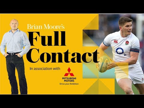 Brian Moore's Full Contact with Danny Care and Maggie Alphonsi: 'Rugby's residency rules are a bitter pill to swallow'