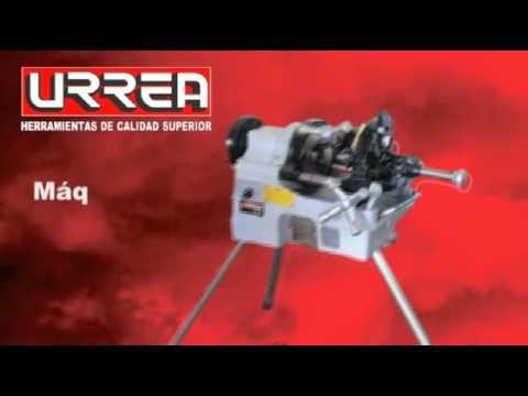 Maquina Roscadora Urrea URREA México thumbnail