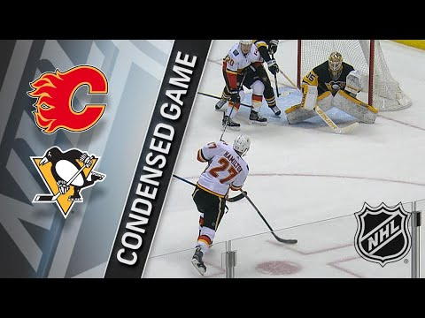 03/05/18 Condensed Game: Flames @ Penguins