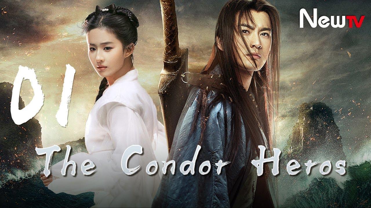 Download 【Eng & Indo Sub】The Condor Heros 01(Huang Xiaoming,Liu Yifei)