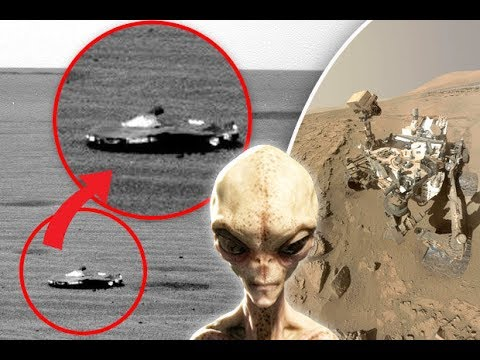 Clearest Ever Alien UFO Photo Snapped By NASA Mars Rover