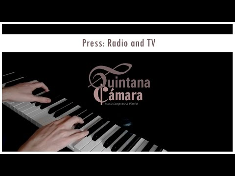Press: Radio and TV - J. M. Quintana Cámara
