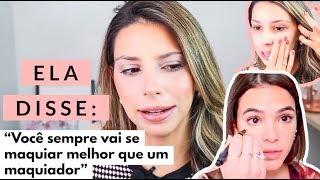 ANÁLISE PROFISSIONAL DA MAKE DA BRUNA MARQUEZINE PRA VOGUE!