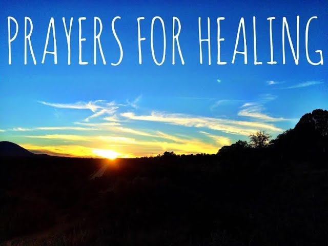 Anglican Chaplaincy of Midi Pyrenees & Aude - Service of Prayer for Healing - 14 October 2020