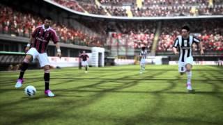 FIFA 13 Gameplay Video - gamescom 2012