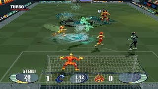 Sega Soccer Slam PS2 Gameplay HD (PCSX2)