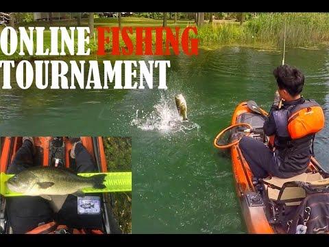 Online Bass Fishing Tournament