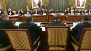 М.Мишустин: до 10 марта доработать и внести в правительство программы по развитию отстающих регионов