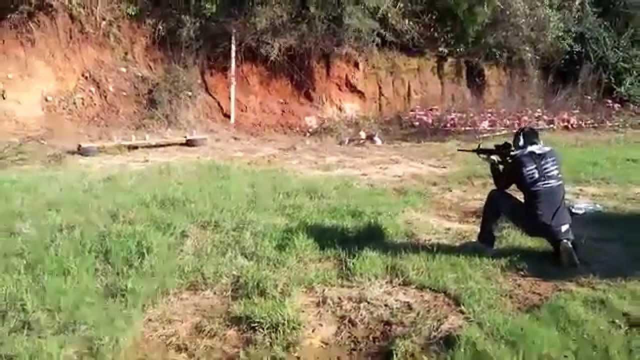 Backyard Shooting Range