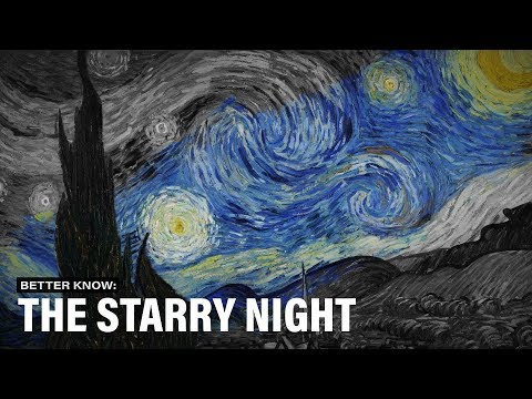 Better Know: The Starry Night | The Art Assignment | PBS Digital Studios