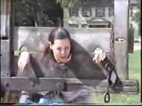 my mom in the stocks home movie youtube