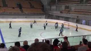 Sphinx vs Frost - Broomball World Championships 2010 Grand Final
