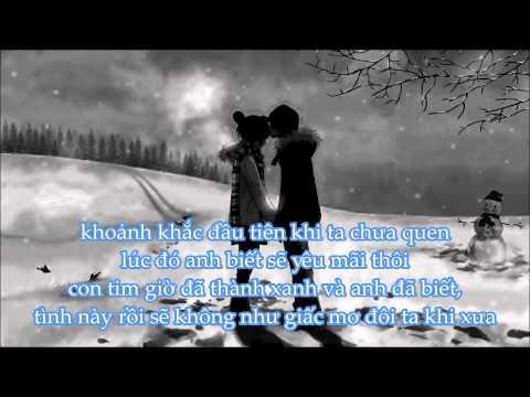 BIGBANG - Blue vietnamese Cover 2013 NEW (sub tieng viet, lyrics on screen, Viet Nam, HD 1080)