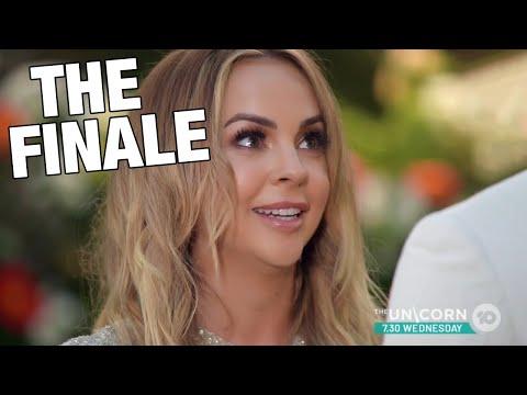 The End Of The Journey - The Bachelorette AU Finale Recap
