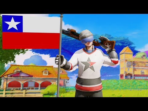 From chile to the world - Creative destruction Montage - Kha