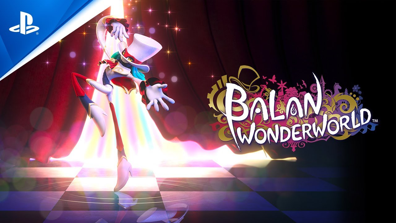 Balan Wonderworld - Bande-annonce de gameplay