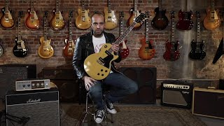 Mark Agnesi Talks About The Les Paul Special Model
