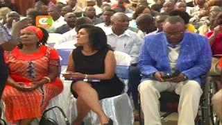 Raila akutana na wawaniaji wa ODM wa Nairobi