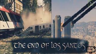 GTA V - The End Of Los Santos (Apocalypse Movie)