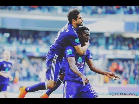 Anderlecht vs Antwerp 2-1