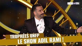 Trophées UNFP : Le show Adil Rami