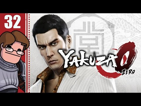 Let's Play Yakuza 0 Part 32 - Real Estate Royale Management