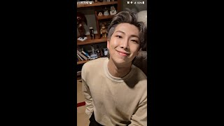 BTS (방탄소년단) 'Life Goes On' (Video Call ver.) - RM