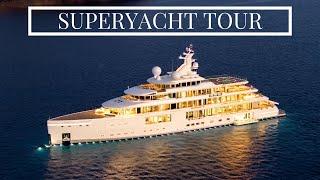 M/Y LUMINOSITY   107.6m/353' Benetti FB272 Megayacht for sale - Voiceover Walkthrough Yacht Tour