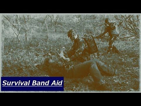 Survival Band Aid