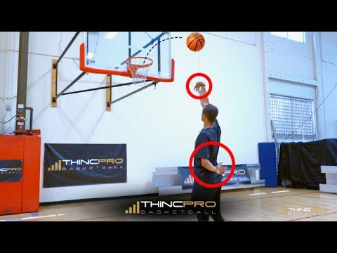 How to - 1 Drill to Shoot a Basketball PERFECTLY! || Proper Hand Placement, Basketball Shooting Form