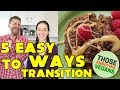 5 Easy Ways to Transition to Veganism | Squaredance Cake