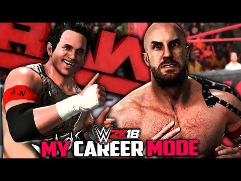 WWE 2K18 My Career Mode - Ep 8 - CHESHARRRO CAN'T TAKE A JOKE!!