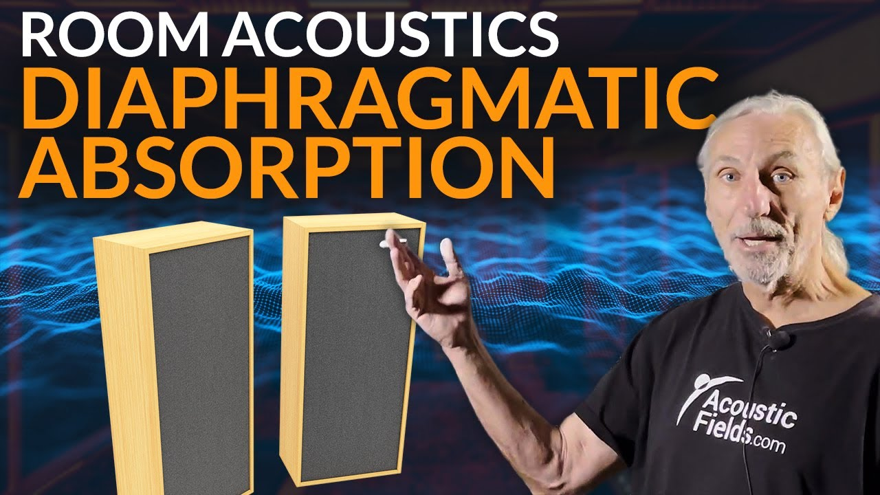 Diaphragmatic Absorption - www.AcousticFields.com